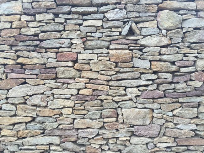 Wall Wall - Building Feature Wallpaper Wall Of Rocks Rock Formation Simplicity Pattern Pattern Pieces Patterns In Nature