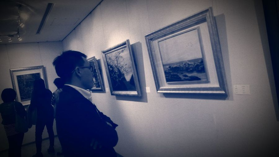 mom's exhibition