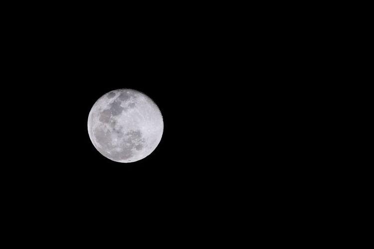 Full moon Moon