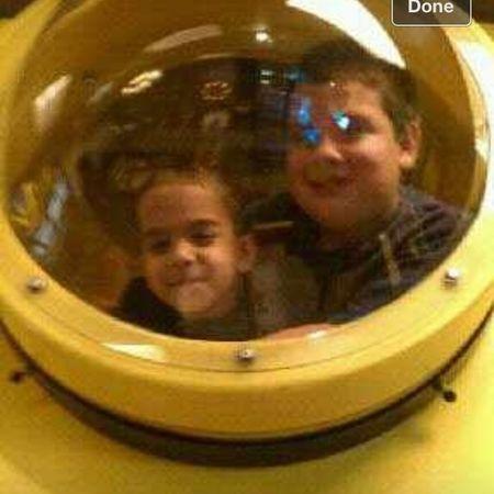 My nephews Jeremiah and Nathan !!!