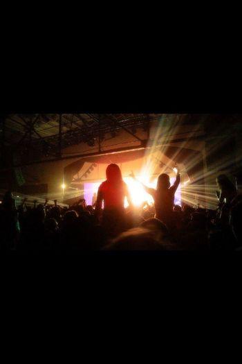 Where Do You Swarm? Cains Ballroom Tulsa