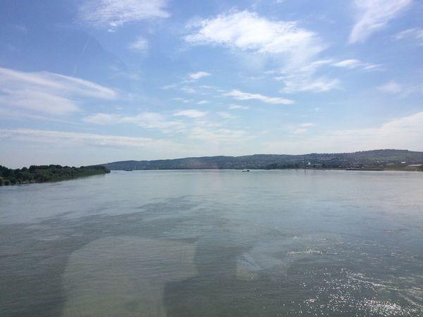 River Danube Pančevački Most River