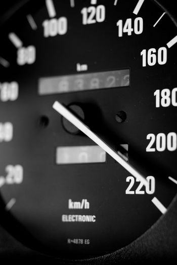 Highest speed Auto Racing Automobile Highest Speed Auto Automotive Car Close-up Communication Control Panel Dashboard Day Gauge Land Vehicle Meter - Instrument Of Measurement No People Number Speed Speedometer Text Transportation