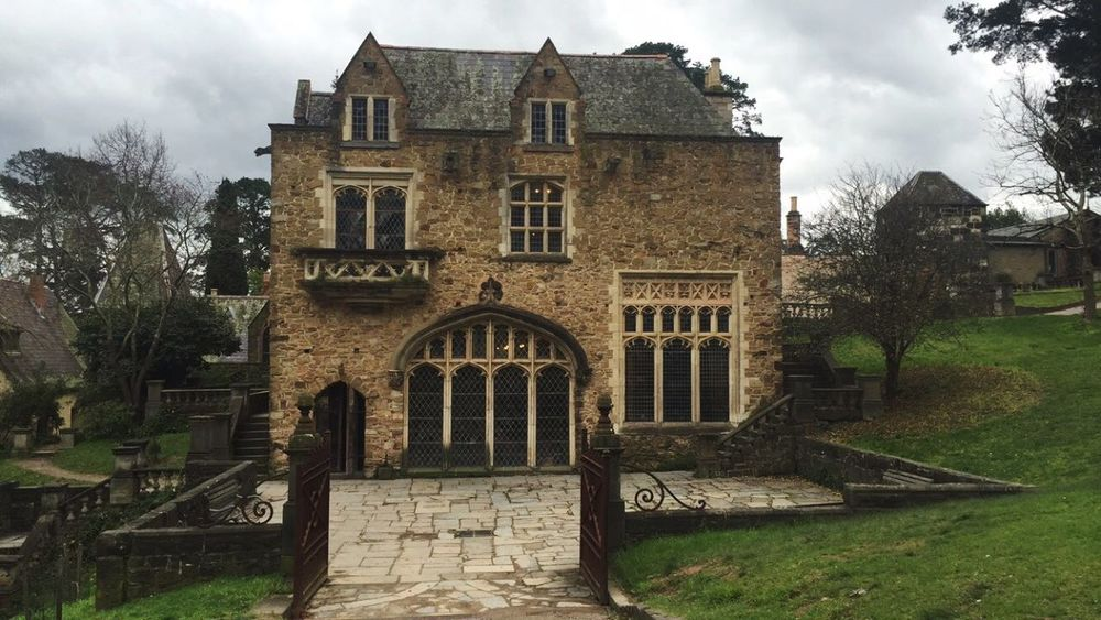 The great hall - Montsalvat The Great Hall Montsalvat Eltham Melbourne