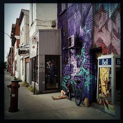 Streetphotography Streetart