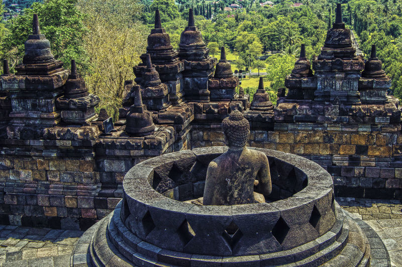 Ancient Architecture Bigest Borobudur Budha Building Giant Jogjakarta Lost Stupa Patung Photography Pray Statue Stupa Temple Tourism Travel Destination