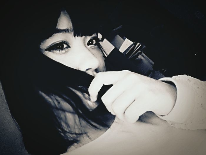 Blackandwhite Hello Friend:-) Me