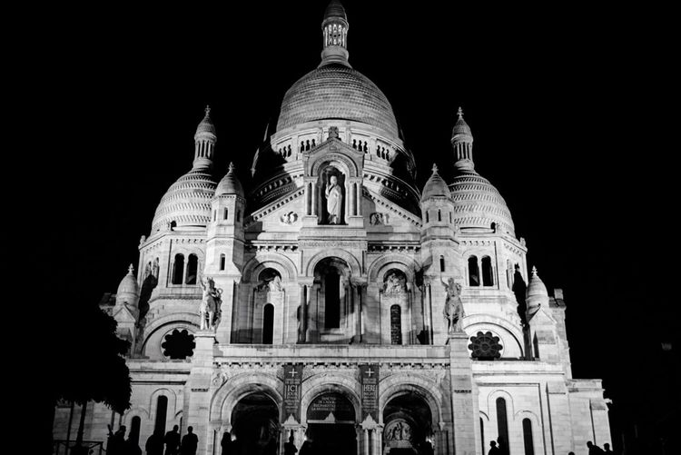 Sacre Coeur Architecture Sacré Coeur, Paris Sacre Coeur Paris Paris, France  Nightphotography Church Sonyphotography Paris, France  Architecture Taking Photos