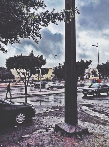 My Neighborhood Wintertime Agadir Morocco