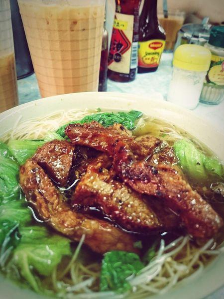 Hong Kong Tai Hang Bing Kee Noodles