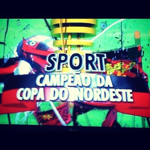 SportCampeaoDoNE Sport Fechadocomosport