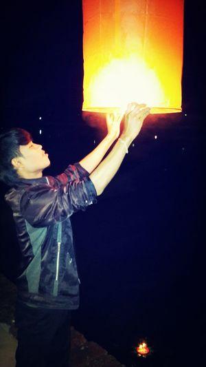 เทอคือแสงสว่างนำใจ...ฉัน