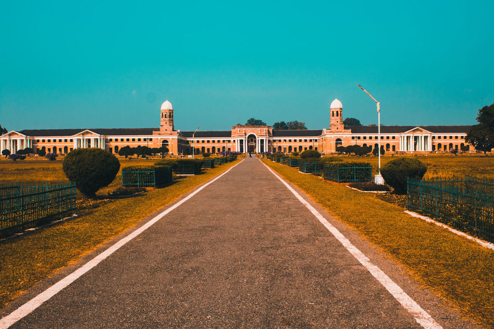 Forest Research Institute Of India. Forest Research Institute Uttarakhand Research Institute Dehradun, India Heritage Heritage Building British Buildings British Architecture Arcitecture Architecturephotography Politics And Government Cityscape City King - Royal Person History Sky Architecture