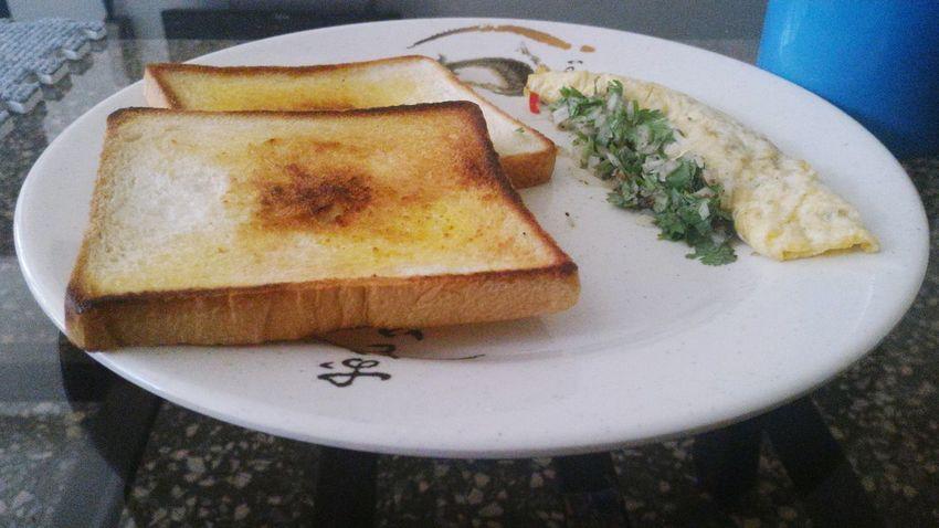 Breakfast Bread Toasts