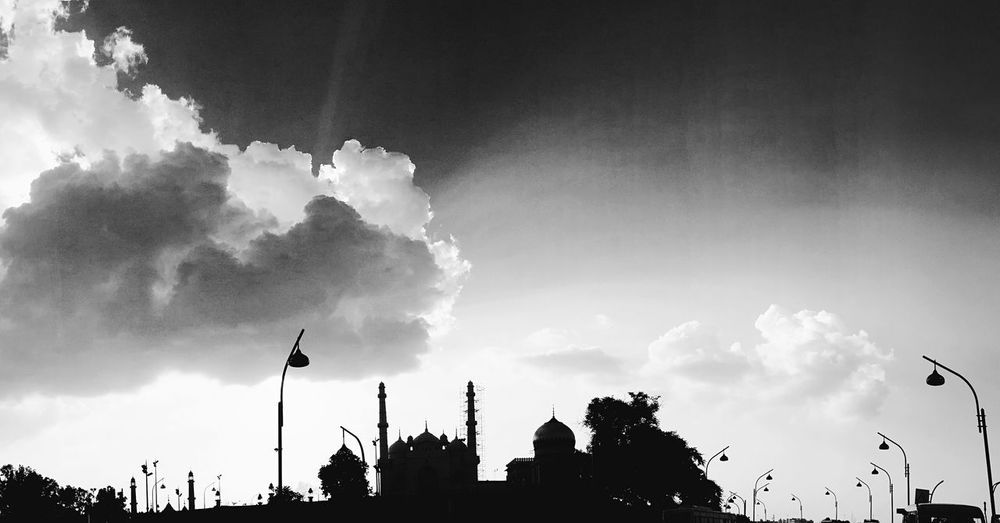 Ancient Teele Wali Masjid First Eyeem Photo Second Acts