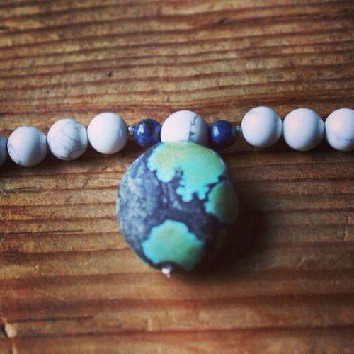 Lapis Turquoise Jewelry Necklace