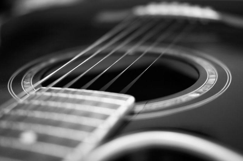 Guitar Music Musical Instrument Close-up Musical Equipment String Instrument Blackandwhite Ibanez Ibanezguitar Ibanez Guitars Blackguitar BlackBeauty Bokeh Acoustic Guitar Western Guitar EarnieBall Sal35f18