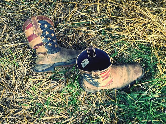 Boots Cowboy USA Red IPhoneography IPhone Relaxing Redwhiteandblue America