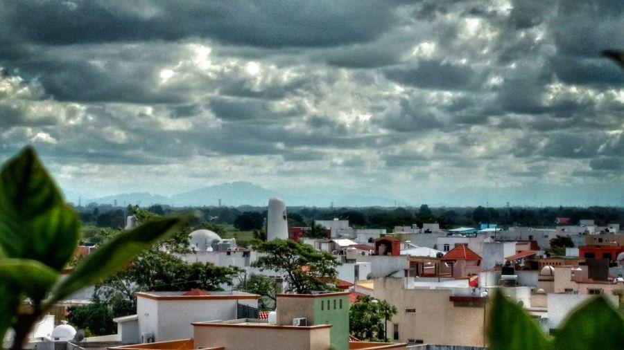 Por eso me gusta vivir aquí, veo la sierra de Teapa desde mi ventana. Tabasco Nature