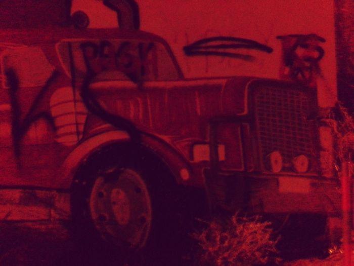 truckinwall