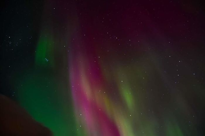 Green Color Night Astronomy Nature Star - Space Space Beauty In Nature Northernlight Sky Northern Lights Aurora Borealis Nightphotography Night Photography Nikonphotographer Nikond7200 Amateurphotography EyeEm Best Shots Nikon_photography Photography
