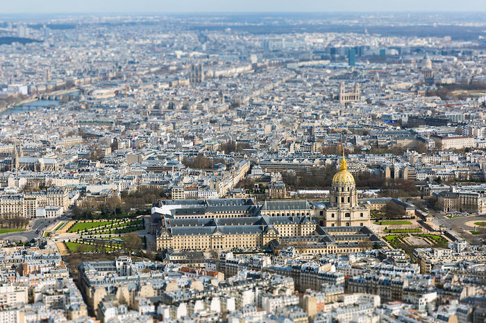 aerlial view of the Invalides in Paris Aerial Photography Aerial Shot Aerial View Architecture Beautiful Bridge - Man Made Structure Building Exterior Built Structure Capital Cities  City Cityscape Day France Hotel Des Invalides Landscape No People Notre Dame De Paris Outdoors Paris Perspective Sky Tiltshift Travel Travel Destinations Urban Skyline