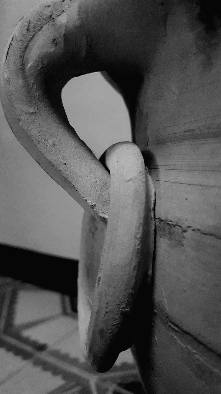Close-Up Of Amphora