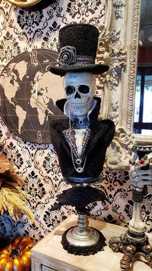 Mr. Skeleton,