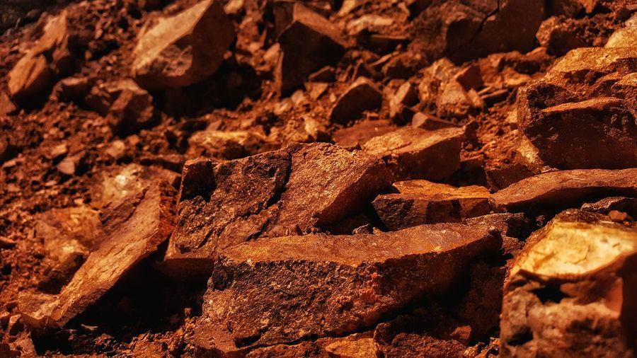 Full frame shot of stone