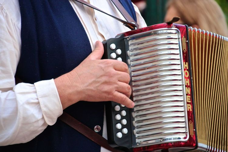 Flower Festival Madeira Island April 201 Accordion Close-up Communication Cropped Focus On Foreground Holding Indoors  Leisure Activity Lifestyles Madeira Madeira Island Men Music Musical Instrument Part Of Person Playing Technology Working