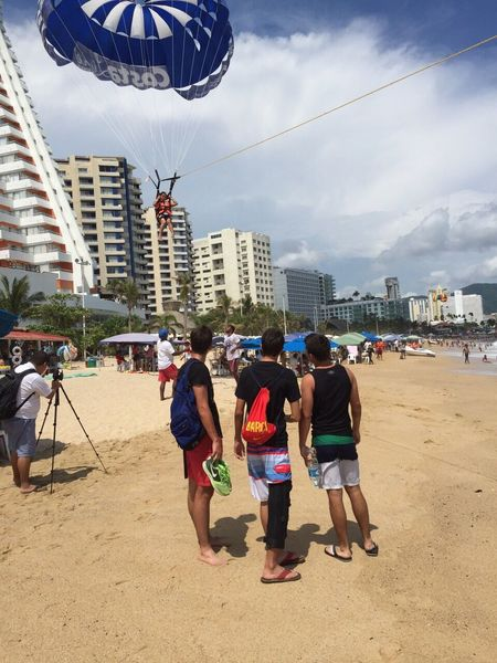 My Favorite Place Friends Beach Life Acapulco