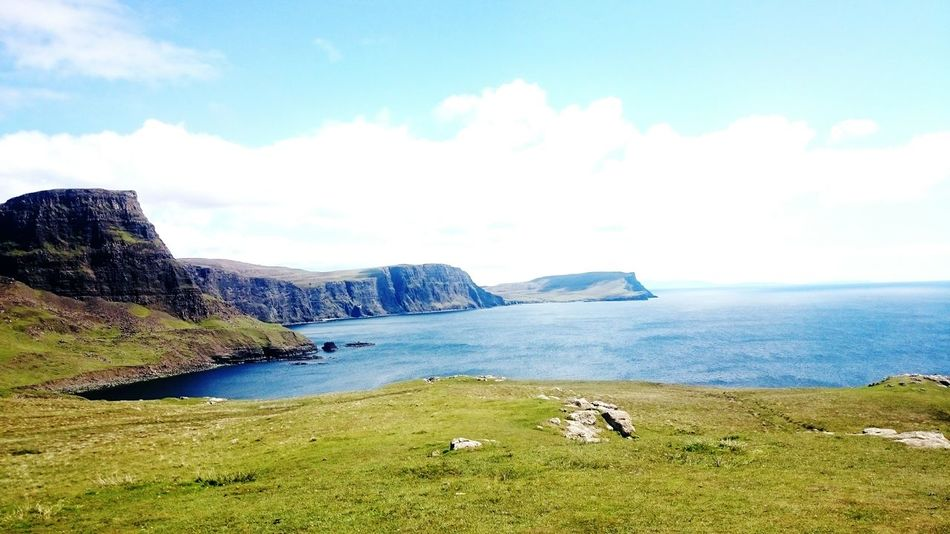 ISLE OF SKYE Scenery Beautiful Nature Relaxing Breathtaking Peaceful Place EyeEmNewHere