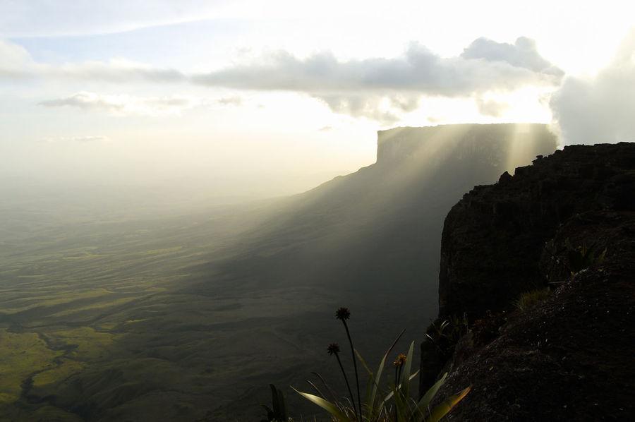 Mount Roraima Venezuela Mountain Nature Roraima Tepuy