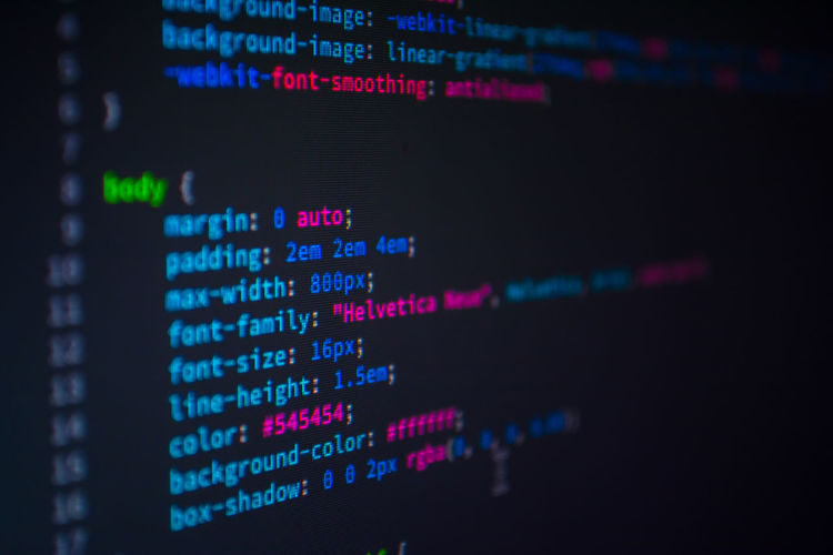 CSS Code Close-up Code Coding Communication CSS CSS3 CSS3 Depth Of Field Editor Html Htmlcss Informatics Selective Focus Technology Web Web Design Webdesign