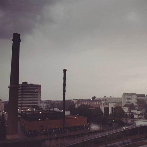 Pixlr Summer 2015  Finland Turku Tyks Tsairaala Raining All Thétime Timetomovesouth