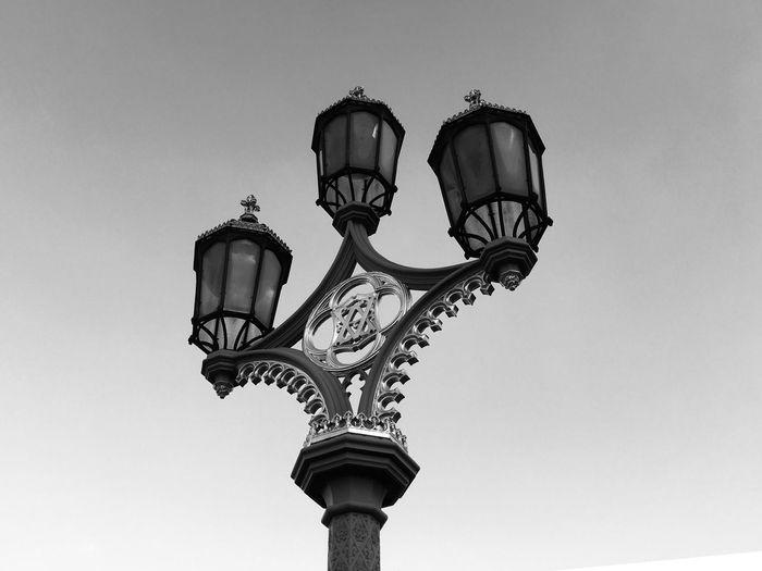 Lantern b&w