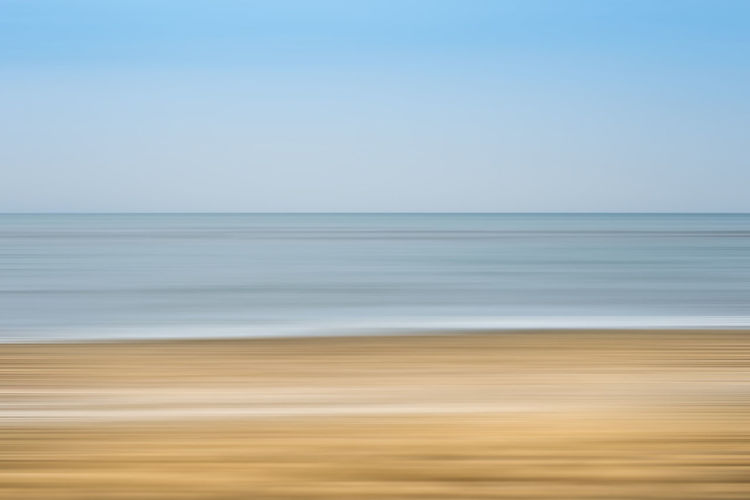 Backgrounds Beach Clear Sky Holiday Horizon Over Water Nature No People Outdoors Sand Sea Sky Water Waves