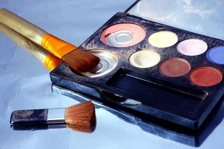 face make up palette Make-up Palette Beauty Product Close-up Eyeshadow Eye Make-up Make-up Brush Blush - Make-up Face Powder Body Care And Beauty Eyebrow