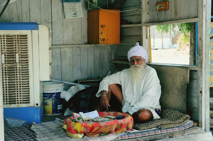 Senior Adult One Man Only Adults Only One Senior Man Only Sitting Portrait Looking At Camera Outdoors Real People Spirituality The Great Outdoors - 2017 EyeEm Awards BYOPaper! GurudwaraSahib Ludhiana Punjabi Neighborhood Map Summers The Street Photographer - 2017 EyeEm Awards The Portraitist - 2017 EyeEm Awards The Photojournalist - 2017 EyeEm Awards This Is Aging