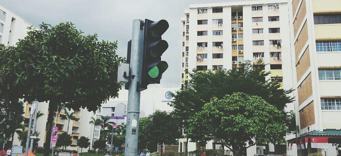Streetphotography Buildings Traffic Lights