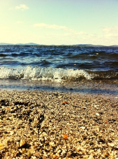 Beach Surf Lake Lake View Ozersk Ural