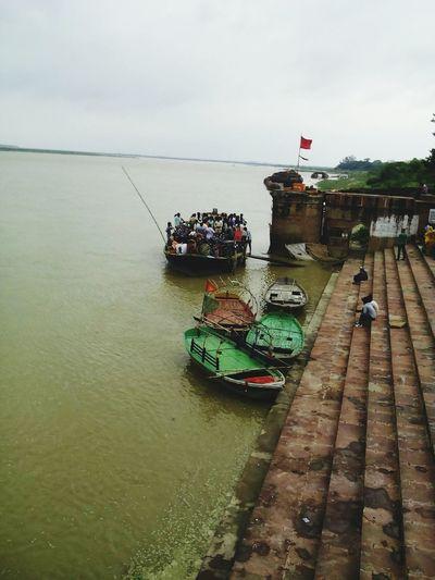 Holy Ganga River. Enjoying Life Indiatravelgram Ganga River Indianphotography