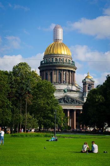 Sankt-peterburg Sankt-Petersburg Sanktpeterburg Sanktpetersburg Sankt Petersburg Piter  Architecture Isaakievskiy Sobor Building