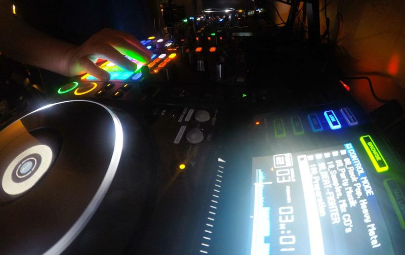 Beat-fighterrMusic Is LifeeMusicIsLifeeDjjCheck This OuttGoprooGopro Shotss Some pictures from my dj setup at home
