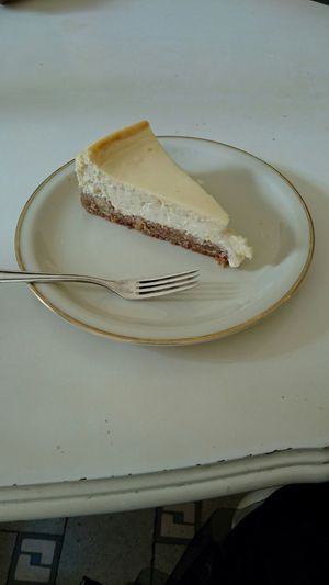 Es schmeckt gut! :-)