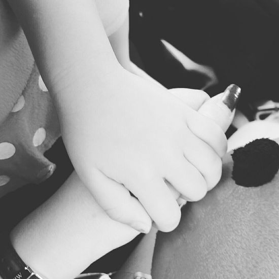 Hands Holding Hands That's Me Me N My Beautiful Daugter Blackandwhite Foreverlove