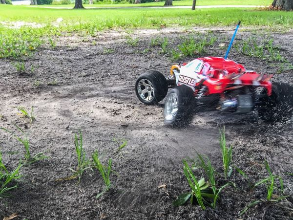 Need For Speed Rc Car Off Road Fun Racing Kicking Up Mud Action Spot Action Shot  Action Shot  EyeEmBestPics Share The Drive