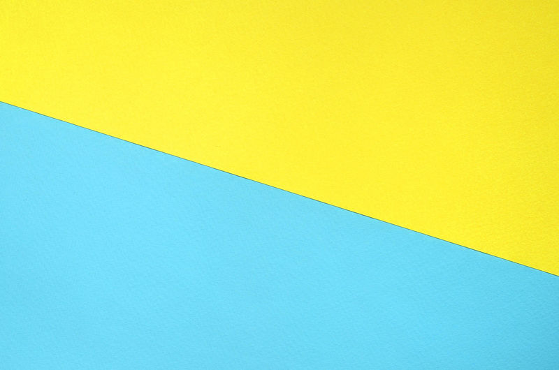 Background Texture Pattern Object Fashion Trendy Fashionable Modern Minimal Minimalism Art Funky Flat Lay Unusual Style Creative Pastel Authentic Pop Stylish Vibrant Top Retro Hipster Paper Desktop Mix Inspirational Abstract Paperboard Sheet Cardboard Colored Bright Blue Yellow Soft Geometric