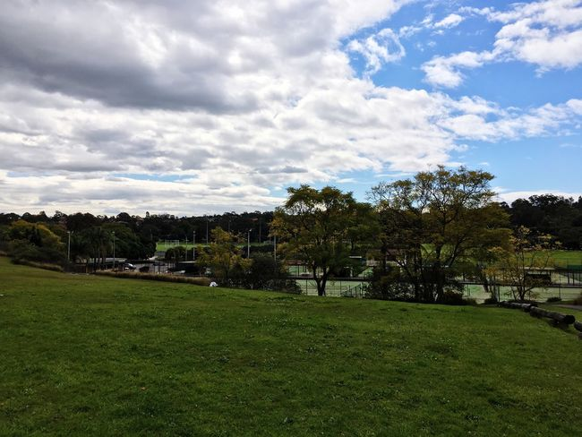 Beautiful coloudy day in Parramatta Colour Of Life Sky And Clouds Beauty In Nature
