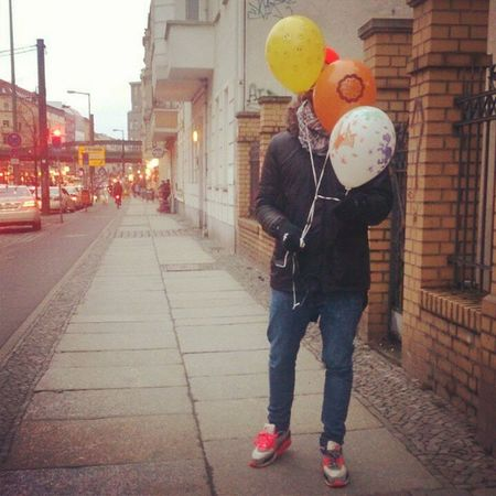 Palloncini Berlin Balon